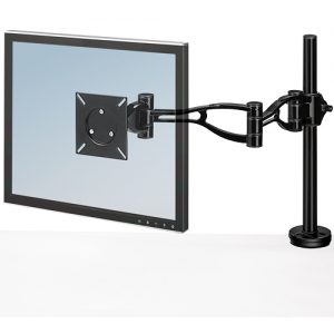 Fellowes Adjustable Single Monitor Arm