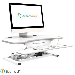 VersaDesk Power Pro Corner Desk